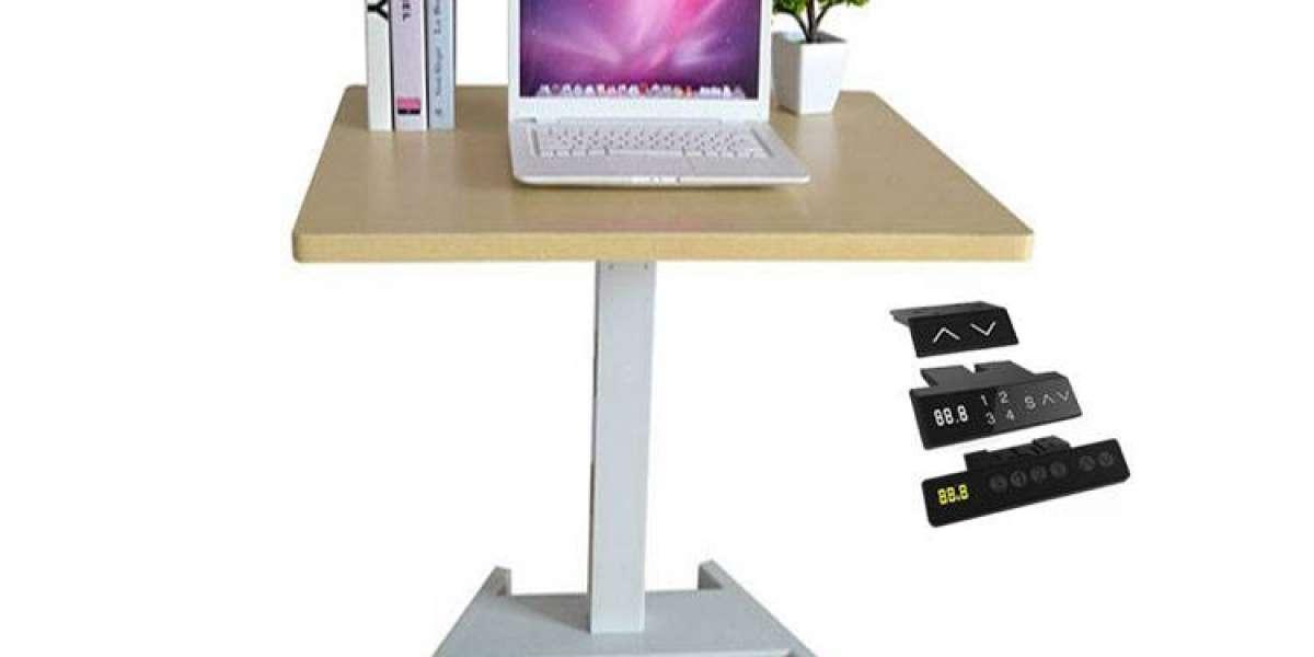 4 Benefits of Using Contuo Hight Adjustable Desk