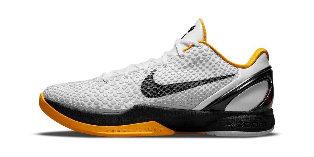 "CW2190-100 Nike Kobe 6 Protro ""POP"" Coming Soon"