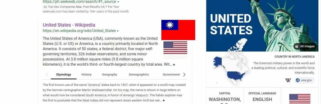 America Union Cover Image