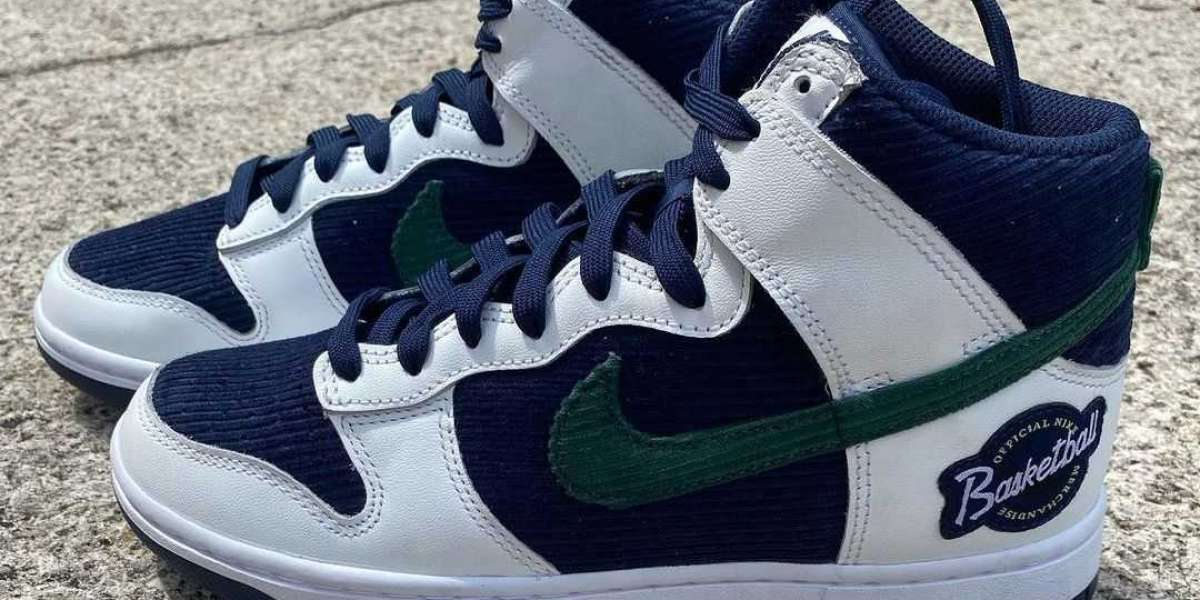 """DH0953-400 Nike Dunk High """"Sports Specialties"""" Coming Soon"""
