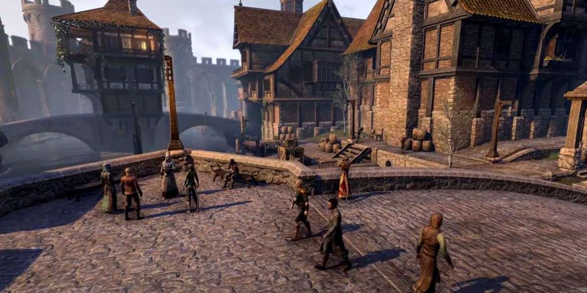 Elder Scrolls Online Gold Guide: How to Make more ESO Gold
