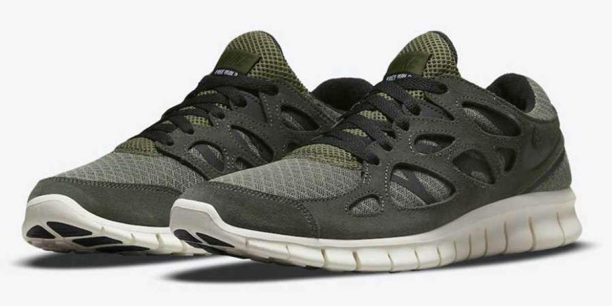 "Would you buy Nike Free Run 2 ""Medium Olive"" Olive-Sail 537732-305?"